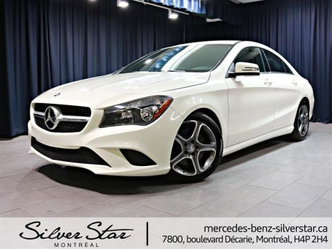 Pre-Owned 2015 Mercedes-Benz CLA250 4MATIC Coupe