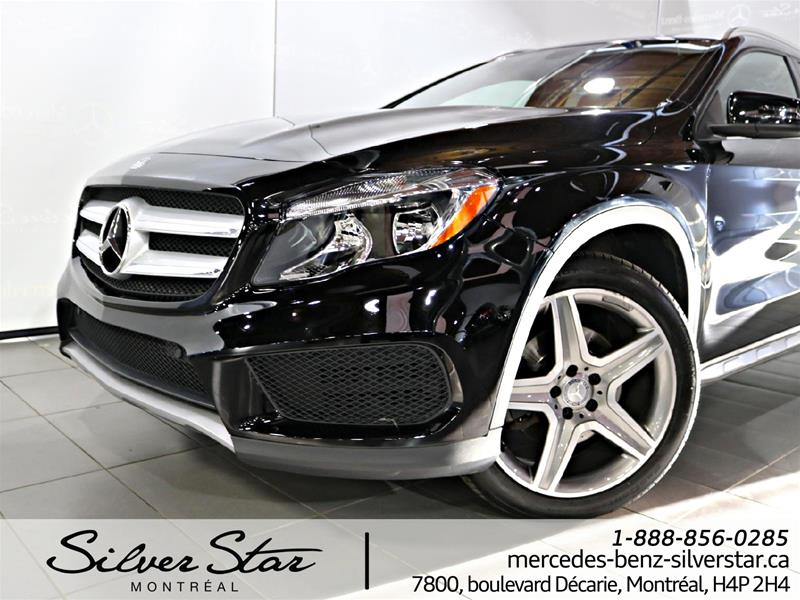 Pre owned 2015 mercedes benz gla gla250 suv in montr al for Silver star mercedes benz parts