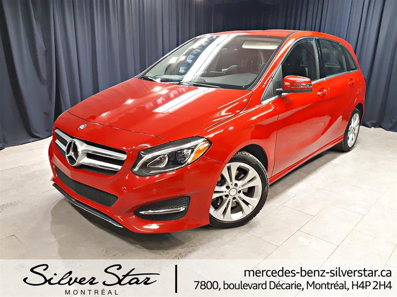 Pre-Owned 2015 Mercedes-Benz B250 4MATIC