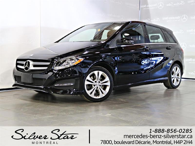 Pre owned 2015 mercedes benz b class b250 5 door hatchback for Silver star mercedes benz parts