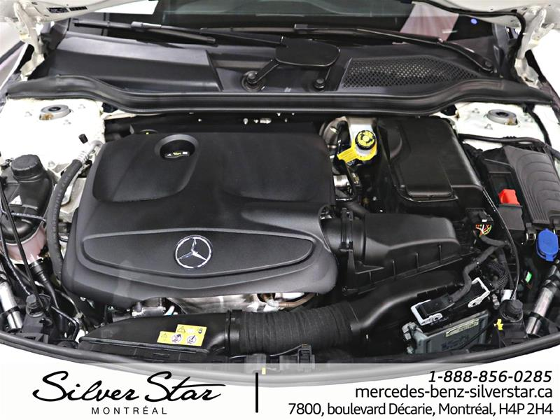 Pre owned 2017 mercedes benz cla cla250 coupe in montr al for Silver star mercedes benz parts